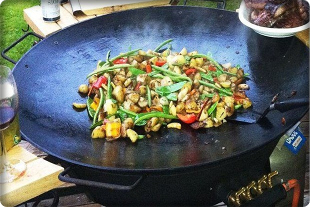 recept på langos utan potatis